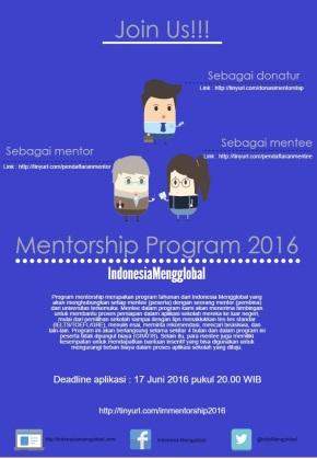 IM mentorship 2016