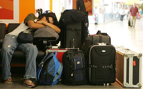 British Airports Terrorist Alert